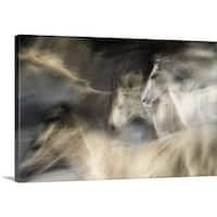 Milan Malovrh Premium Thick-Wrap Canvas entitled In Motion