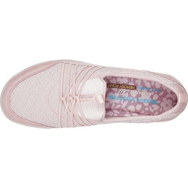 Empress Wide Awake Slip-On Sneaker Pink