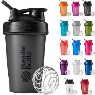 Blender Bottle Classic 20 oz. Shaker with Loop Top