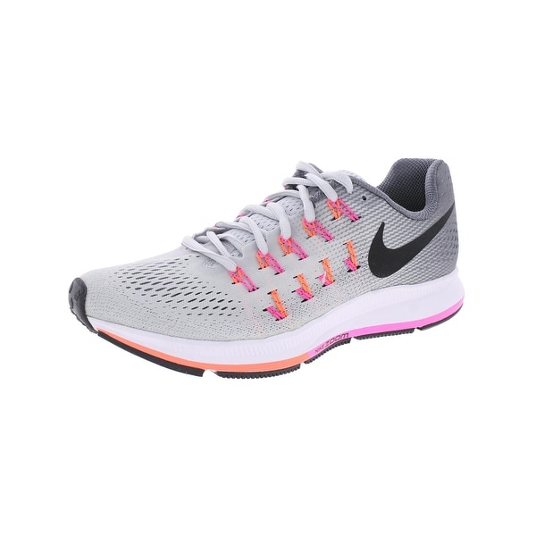 Shop Nike Womens Air Zoom Pegasus 33 Running Shoes Run Fast Casual ... ac8300090fc0