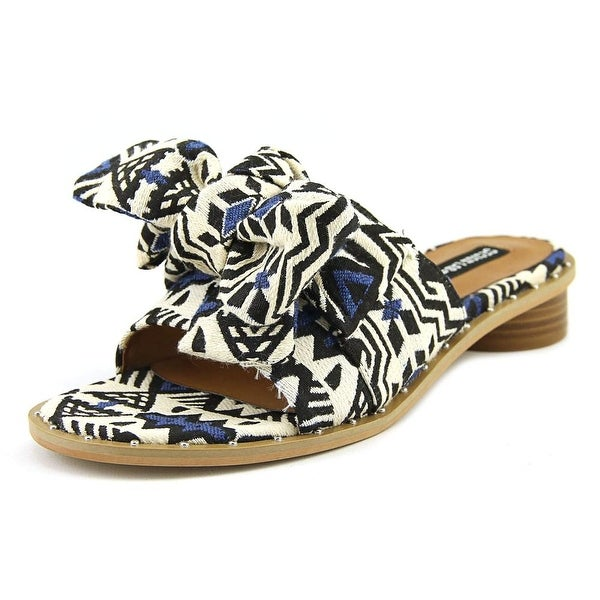 Design Lab Lord & Taylor Rio Aztec Multi Sandals