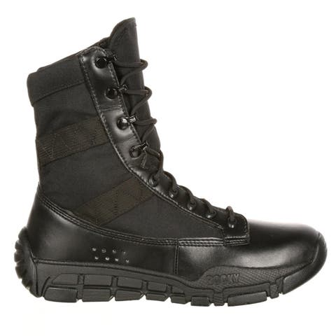 Rocky C4t - Military Inspired Public Service Mens Work Safety Shoes