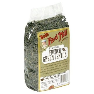 Bobs Red Mill 524140 Petite French Green Lenti Beans