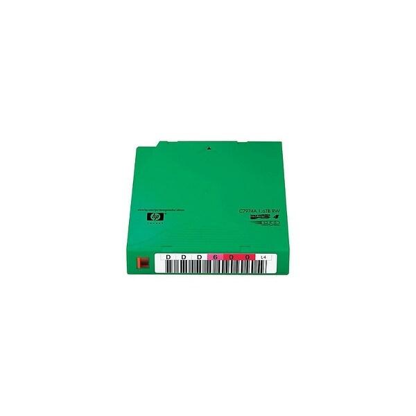 HP LTO4 Ultrium Non Cust Label 20 Tapes Media C7974AN Tape Cartridge