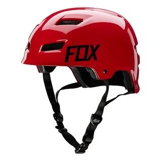 Fox 2016 Transition Hard Shell Bike Helmet - 12722 - Matte White
