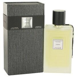 Eau De Parfum Spray 3.3 oz Les Compositions Parfumees Zamac by Lalique - Women