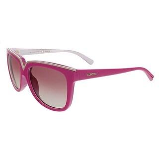 Valentino V638S Wayfarer Valentino Sunglasses