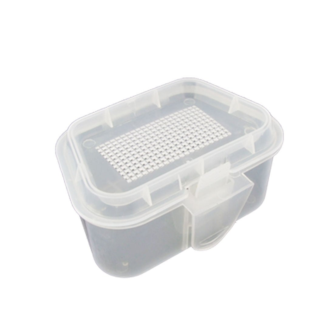 Nonslip Cover Ladder Shaped Fishing Tackle Box Hook Lure Case