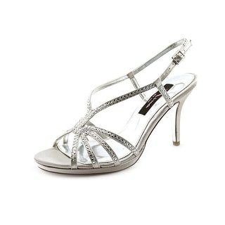 Nina Bobbie Women Silver Jolie Sandals