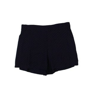 Denim & Supply Ralph Lauren Womens Casual Shorts Star Print Elastic