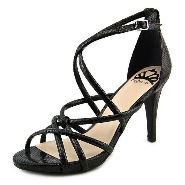 Fergalicious Hannah Women Open Toe Synthetic Sandals