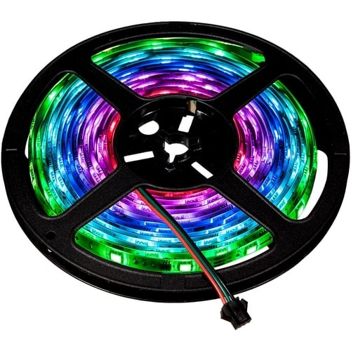 High Output Smd 5050: Shop RGB Color Changing Chasing LED Strip Light