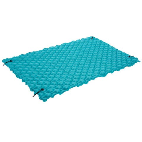 Intex 56841EP Inflatable Floating Pool Mat, Blue