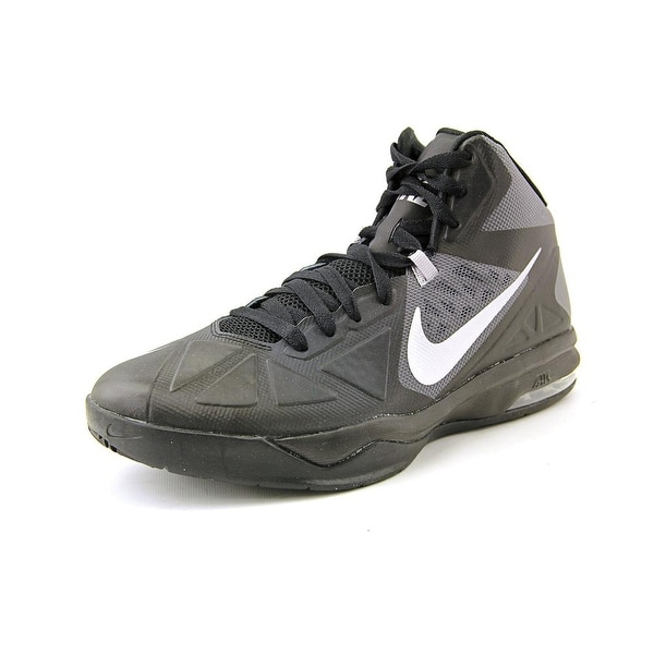 Nike Air Max Body U TB Men Round Toe Synthetic Black Basketball Shoe