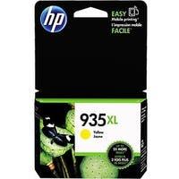 HP 935XL High Yield Yellow Original Ink Cartridge (C2P26AN) (Single Pack)