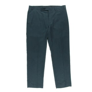 Calvin Klein Mens Woven Slim Fit Dress Pants
