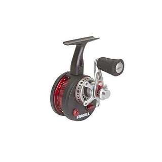 Frabill 3169075 Straight Line 371 Ice Fishing Reel in Clamshell Pack