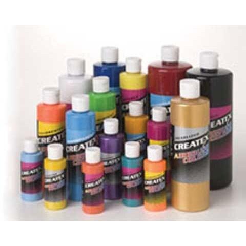 Createx - Airbrush Color - Regular Colors- 2 oz. - Red
