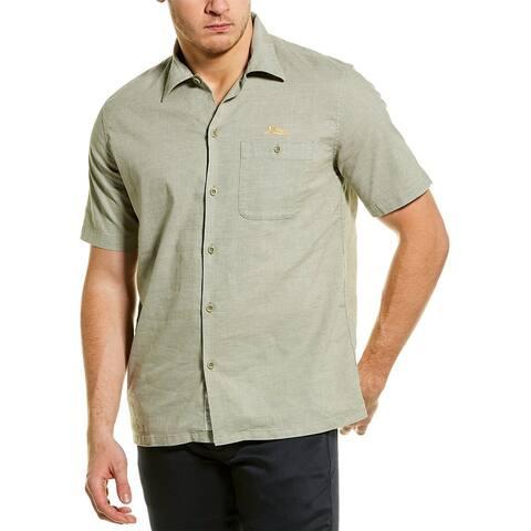 Deus Ex Machina Manila Woven Shirt