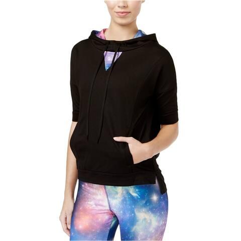 Energie Womens Contrast Hoodie Sweatshirt