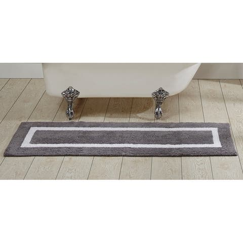 Better Trends Hotel Collection Cotton Bath Rug