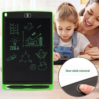 """Great Gift For Kids - 8.5"""" LCD e-Writer Paperless Tablet Boogie Board - Green