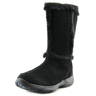 Easy Spirit Elk Women W Round Toe Suede Winter Boot