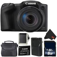 Canon PowerShot SX420 IS Digital Camera Bundle (Intl Model)