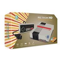 Hyperkin M01888-GR NES Retron HD Gaming Console - Gray