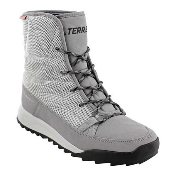 adidas Women  x27 s Terrex Choleah Padded Climaproof Winter Boot Grey  Two Grey be3837543