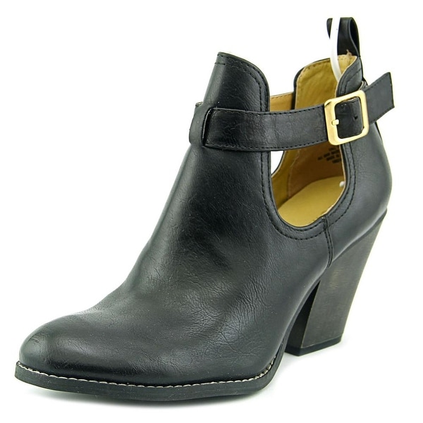 Nine West Calloutir   Round Toe Synthetic  Ankle Boot