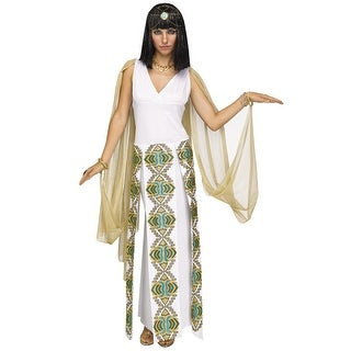 Womens Sexy Cleopatra Egyptian Queen Costume