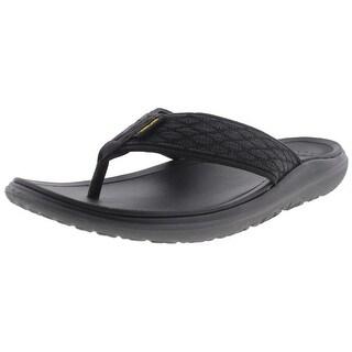 Teva Mens Flip-Flops Textured
