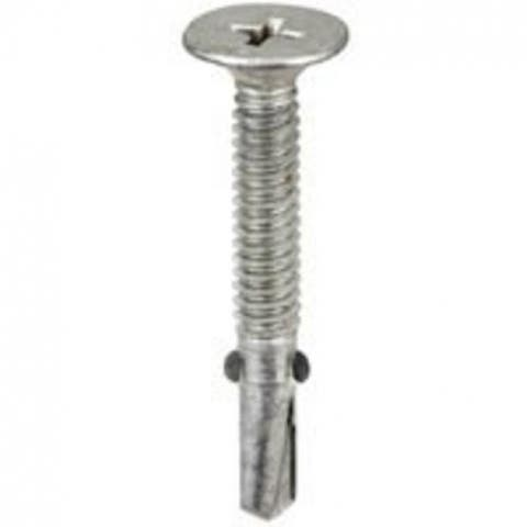 Acorn S-WM101716G250 Metal Building Screws, 1-7/16""