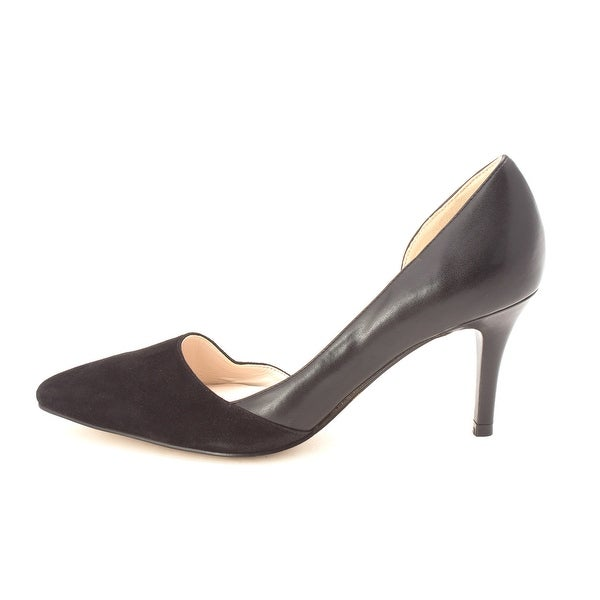 Cole Haan Womens 14A4335 Pointed Toe Classic Pumps - 6