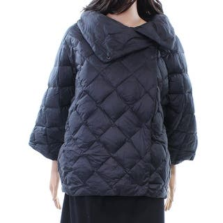 Lauren Ralph Lauren NEW Black Womens Small S Quilted Puffer Jacket|https://ak1.ostkcdn.com/images/products/is/images/direct/e3a946c6a7052782a3330fe0b14bc8f59e5e98e4/Lauren-Ralph-Lauren-NEW-Black-Womens-Small-S-Quilted-Puffer-Jacket.jpg?impolicy=medium