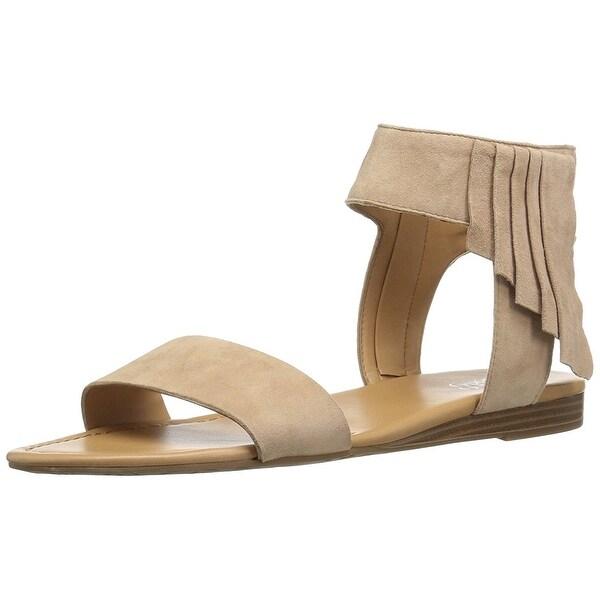 Franco Sarto Women's Glitter Sandal