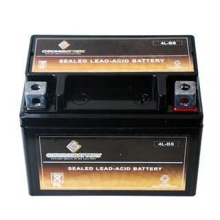 4L-BS Battery for Gas Gas Pampera, Year (97)