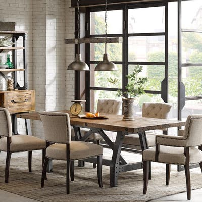 Carbon Loft Magie Amber Dining Table
