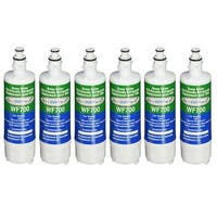 Replacement Aqua Fresh Water Filter Cartridge for Kenmore 74024/ 51823 (6-Pack)