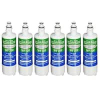 Replacement Water Filter For Kenmore 74032 Refrigerator Water Filter by Aqua Fresh (6 Pack)