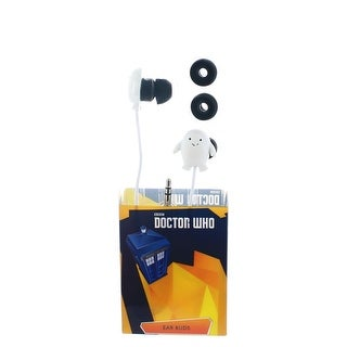 Doctor Who Earbuds: Adipose - multi
