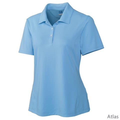 Cutter & Buck Ladies Kingston DryTec Pique Polo