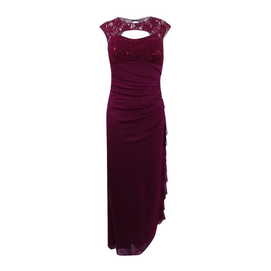 87ac76afdf7 Purple Evening Dress Dillards - Gomes Weine AG