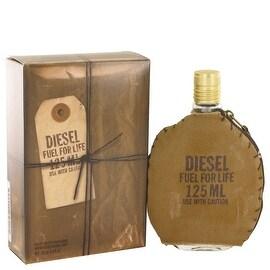 Fuel For Life by Diesel Eau De Toilette Spray 4.2 oz - Men