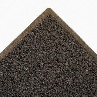 3M 34839 Dirt Stop Scraper Mat- Polypropylene- 36 x 60- Chestnut
