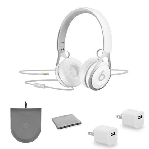 Beats by Dr. Dre Beats EP On-Ear Headphones (White) ML9A2LL/A