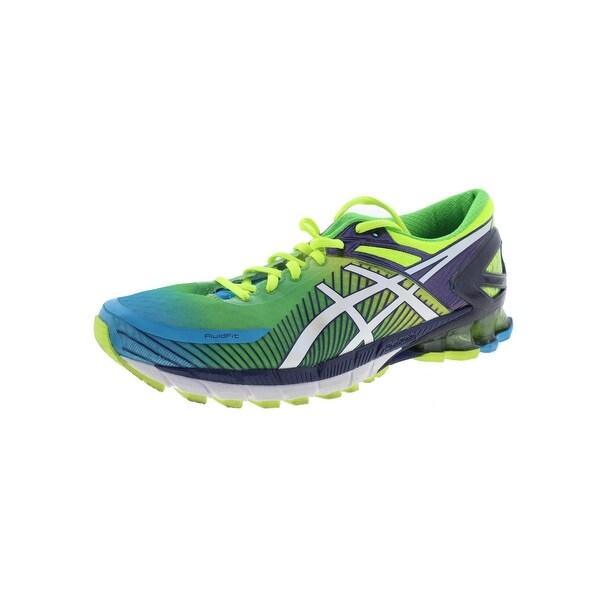 reputable site f8d88 4f196 Shop Asics Mens Gel-Kinsei 6 Running Shoes Lightweight ...