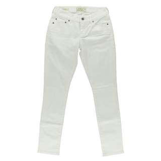 Lucky Brand Womens Lolita Ankle Mid-Rise Skinny Jeans