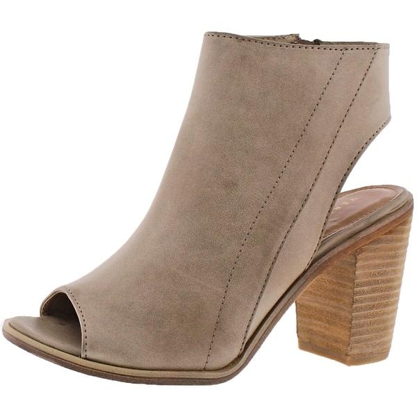 Very Volatile Michelle Women's Open Toe Bootie Sandals